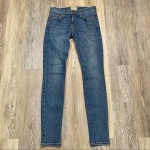 Current/Elliott Ankle Skinny Cheville Jeans Sz 25